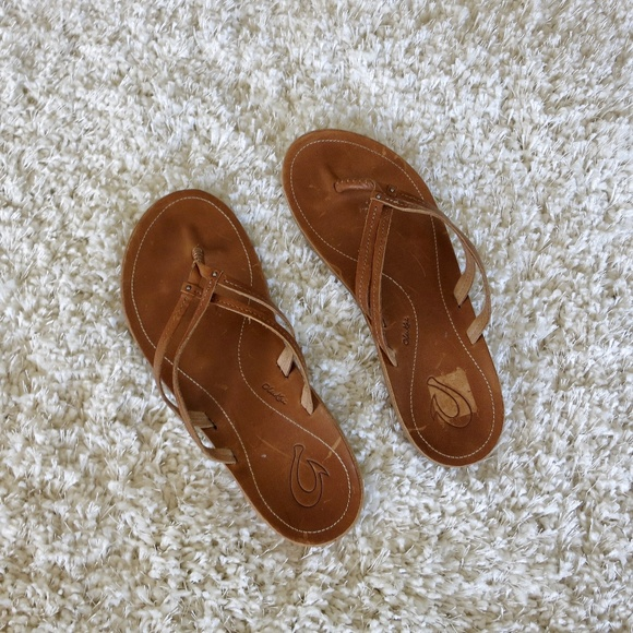 b51da639f360 Olukai U i Leather Sandal. M 5a862d56077b97984fe336fb